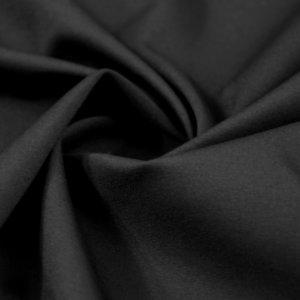 Ткань аллези цвет чёрный