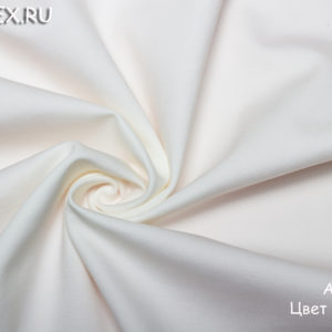 Швейная ткань аллези цвет белый