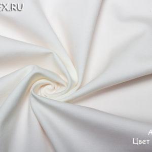 Ткань аллези цвет белый