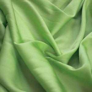 Швейная ткань армани шелк цвет салатовый
