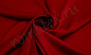 Ткань армани шелк цвет бордовый