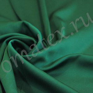 Ткань армани шелк цвет тёмный изумруд
