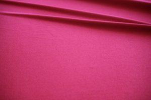 Ткань джерси цвет красно-коралловый