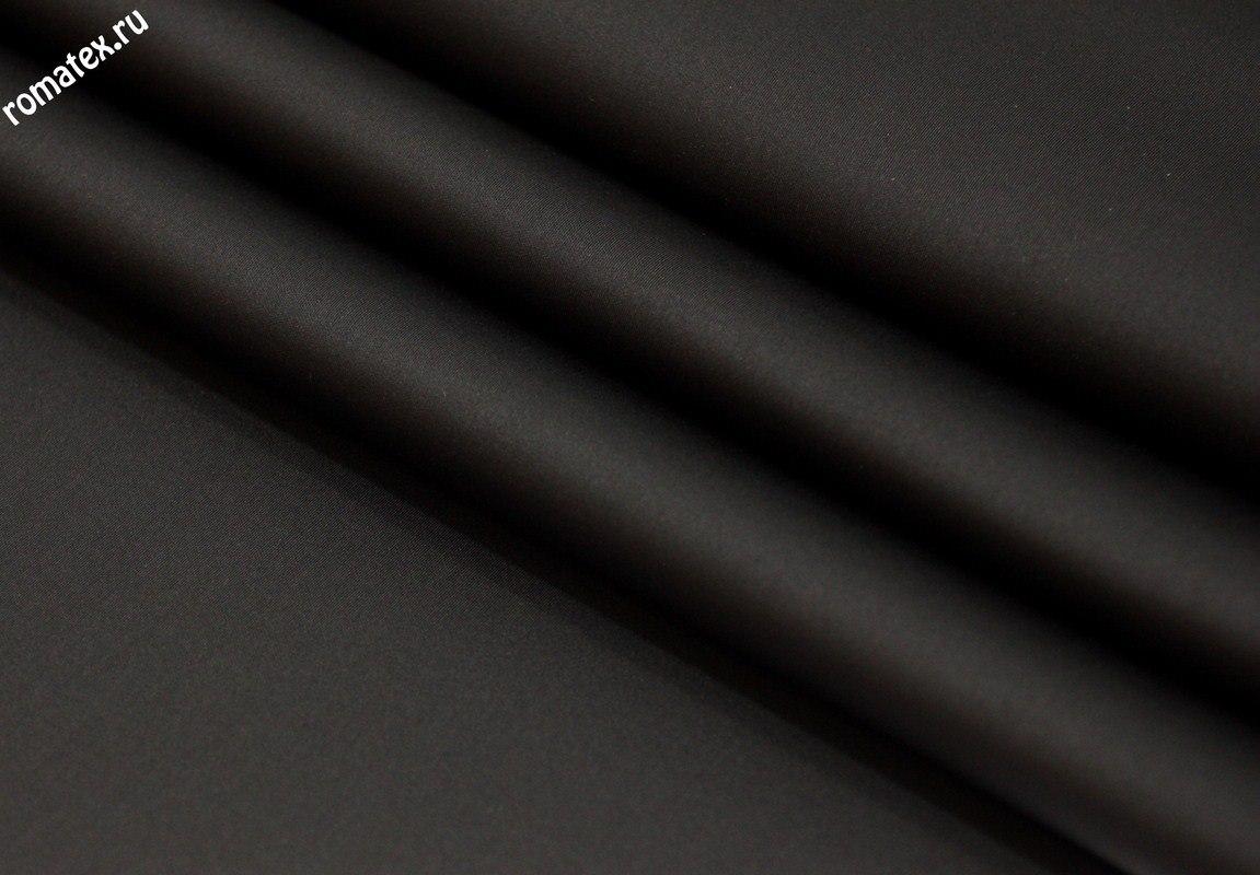 Ткань неопрен цвет чёрный