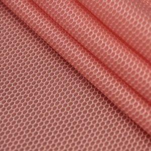 Ткань сетка неопрен цвет персиковый