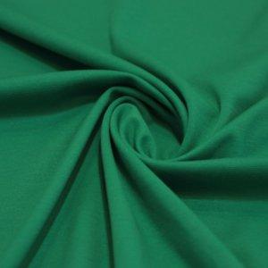 Ткань джерси цвет изумрудный