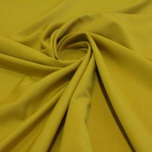 Ткань барби цвет горчичный