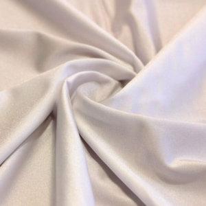 Ткань бифлекс цвет белый