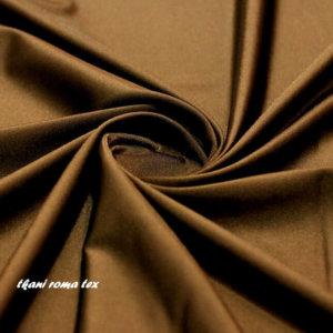 Ткань для купальника бифлекс цвет коричневый