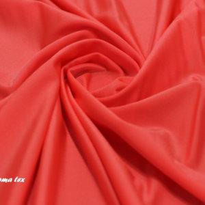 Ткань бифлекс цвет коралловый