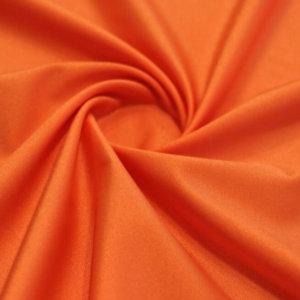 Ткань бифлекс цвет оранжевый