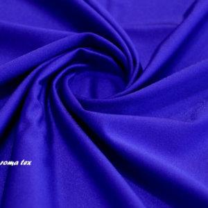 Ткань бифлекс цвет васильковый