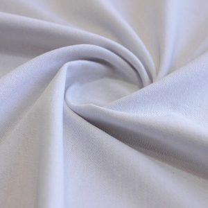 Ткань джинса цвет белый