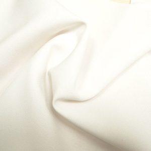 Ткань габардин цвет молочный