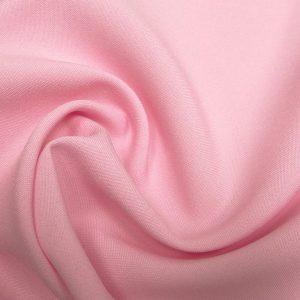 Ткань габардин цвет розовый