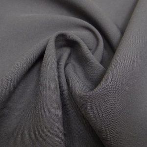 Ткань габардин стрейч цвет серый