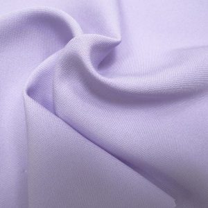 Ткань габардин цвет светло-сиреневый