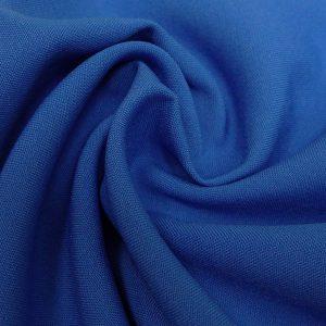 Антивандальная ткань  габардин цвет васильковый