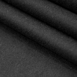 Ткань кашемир цвет чёрный