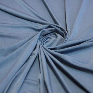 Ткань масло кристалл цвет серо-голубой