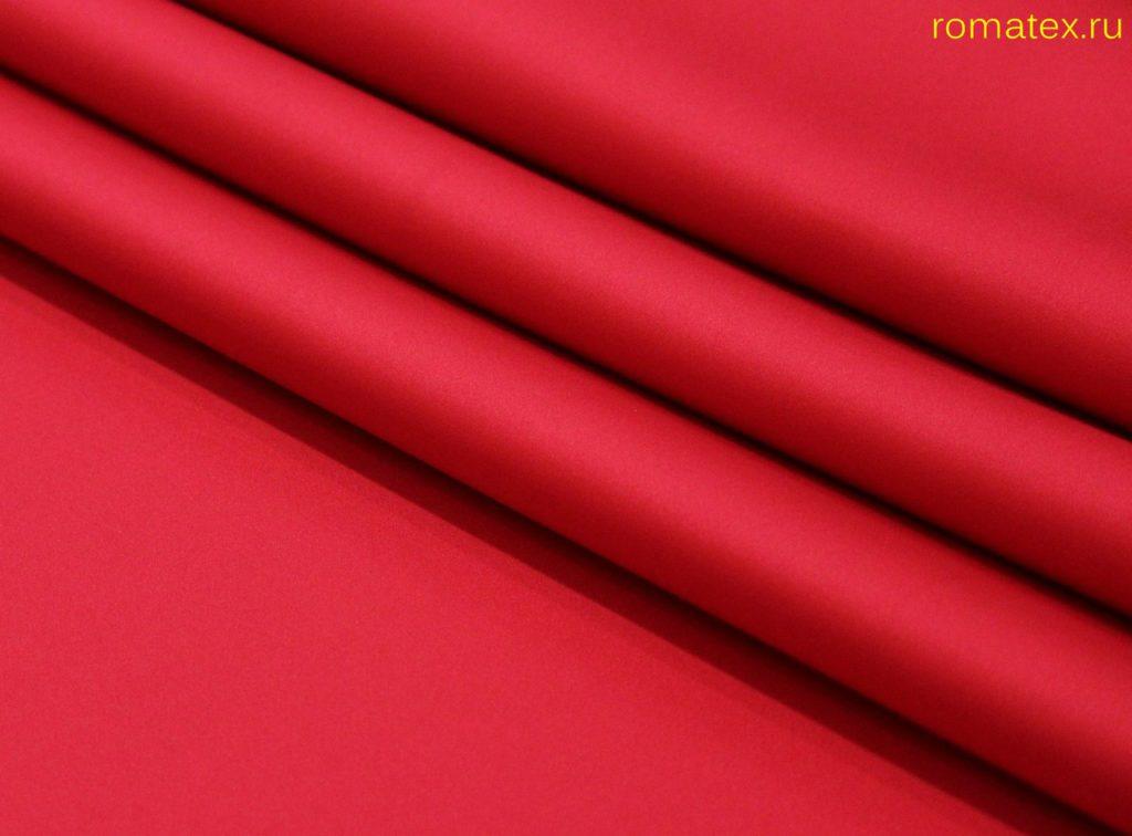 Ткань неопрен цвет красный
