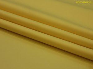 Ткань неопрен цвет жёлтый