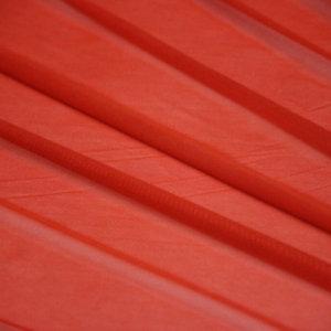 Ткань сетка трикотажная цвет коралловый