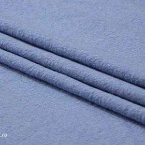 Ткань пальтовая цвет голубой