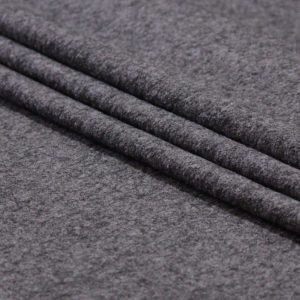 Ткань пальтовая цвет тёмно-серый