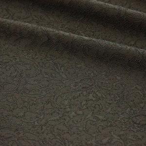 Ткань трикотаж жаккард цвет чёрный