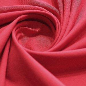 Ткань кулирка лайкра пенье цвет коралловый