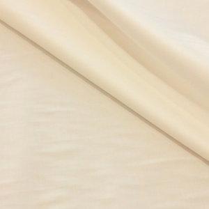 Ткань хлопок сатин молочный