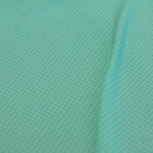 Ткань жаккард хлопковый цвет ментоловый