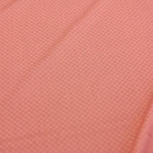 Ткань жаккард хлопковый цвет персиковый