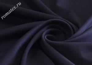 Ткань нейлон рома синий