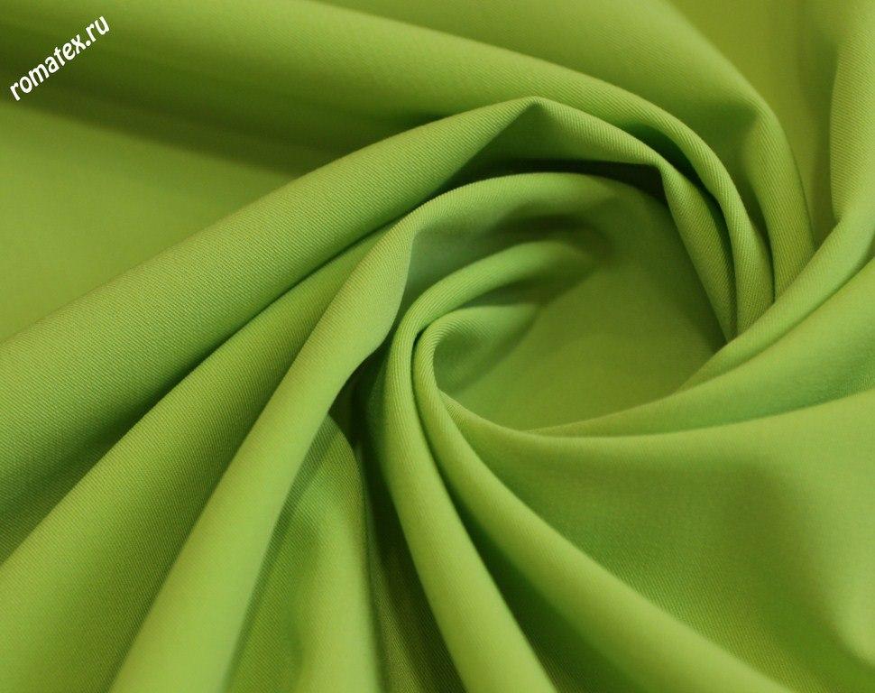 Ткань лиза спандекс цвет лайм