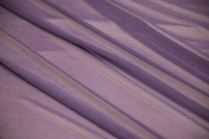 Ткань сетка трикотажная цвет светло-сиреневый
