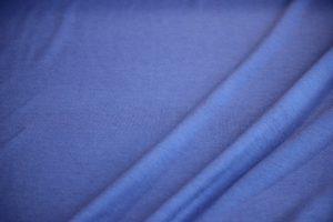 Ткань джерси цвет васильковый