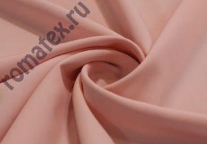 Ткань барби цвет персиковый