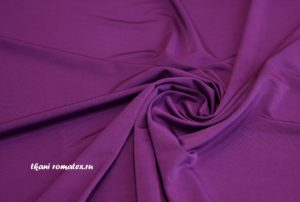 Ткань для купальника масло кристалл цвет тёмно-фиолетовый