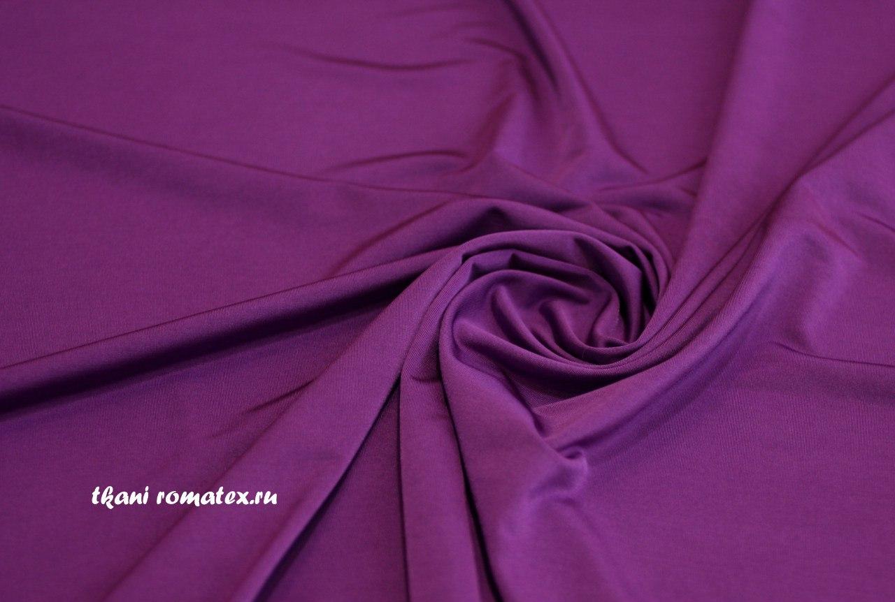 Ткань масло кристалл цвет фиолетовый