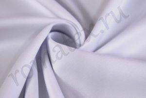 Ткань водолаз цвет белый