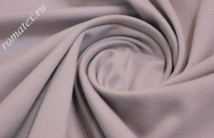 Ткань джерси цвет темно-серый