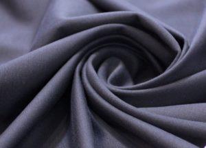 Ткань футер 2-х нитка цвет тёмно-синий