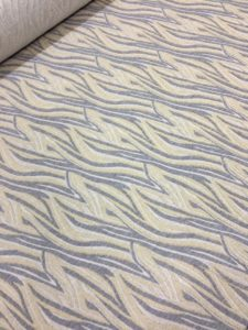 Ткань трикотаж с люрексом цвет серый с золотом