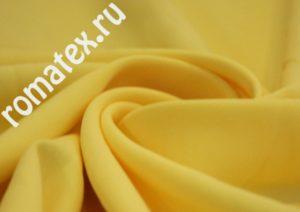 Ткань барби цвет жёлтый