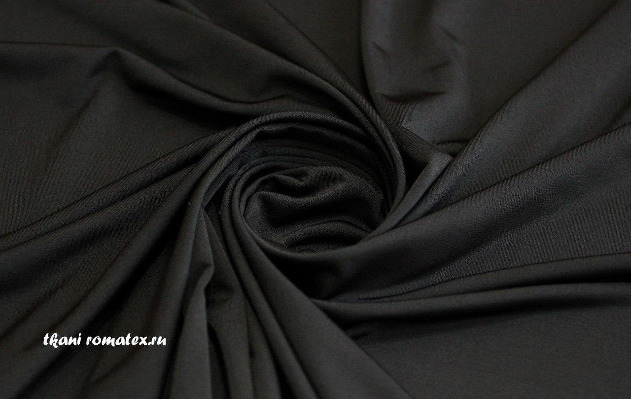 Ткань масло кристалл цвет черный