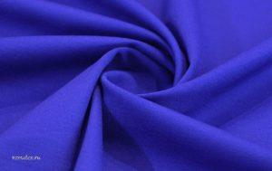 Ткань нейлон рома цвет васильковый