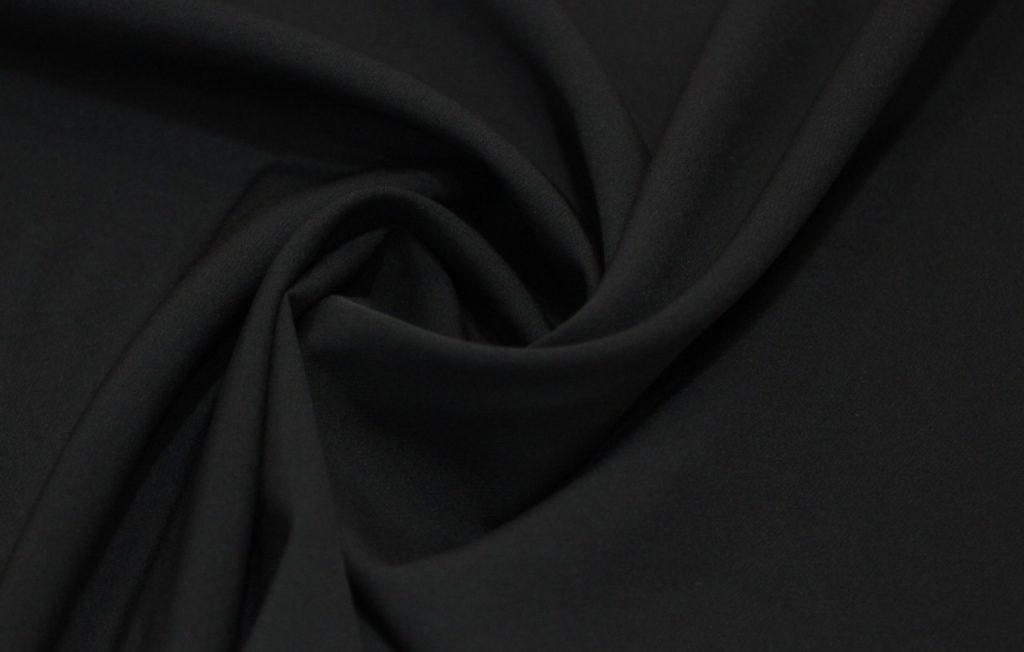 Ткань барби цвет чёрный