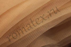 Ткань еврофатин цвет бежевый